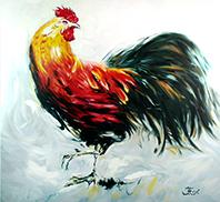 Schilderijen John Frel Impressionisme Kunstschilder Amersfoort