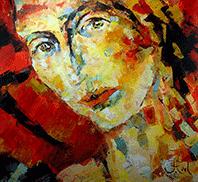Portretschilderijen Impressionisme John Frel Kunstschilder Amersfoort