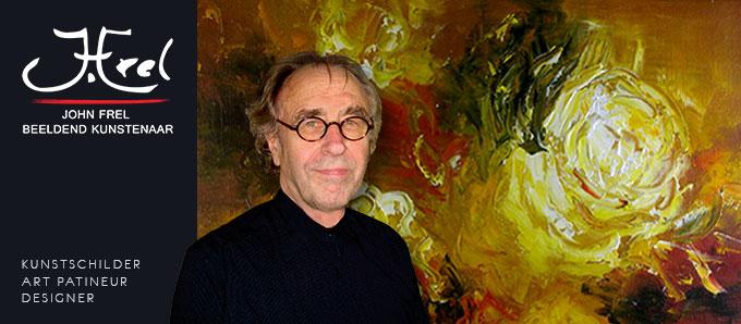 John Frel Beeldend kunstenaar