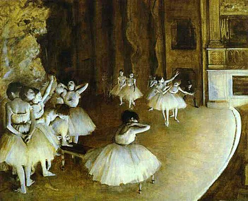 Ballet on Stage