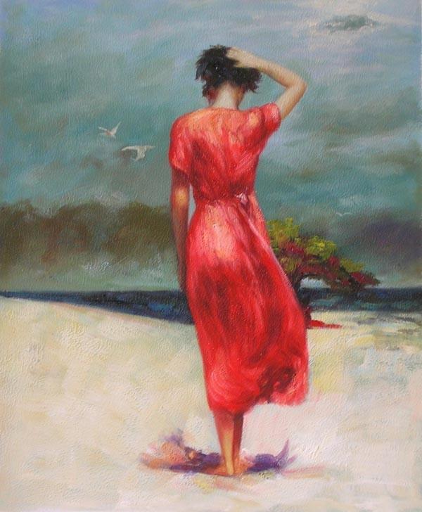 rode schilderijen