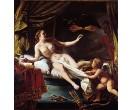 Aegine wacht op Zeus