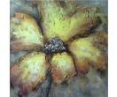 Bloemblad geel