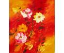 Bloemen in rood1