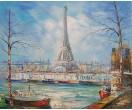 Eiffeltoren Seine