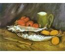 Stilleven makrelen