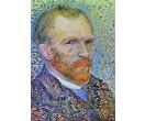 Schilderij Van Gogh Zelfportret 1887 schilderijenwereld.nl